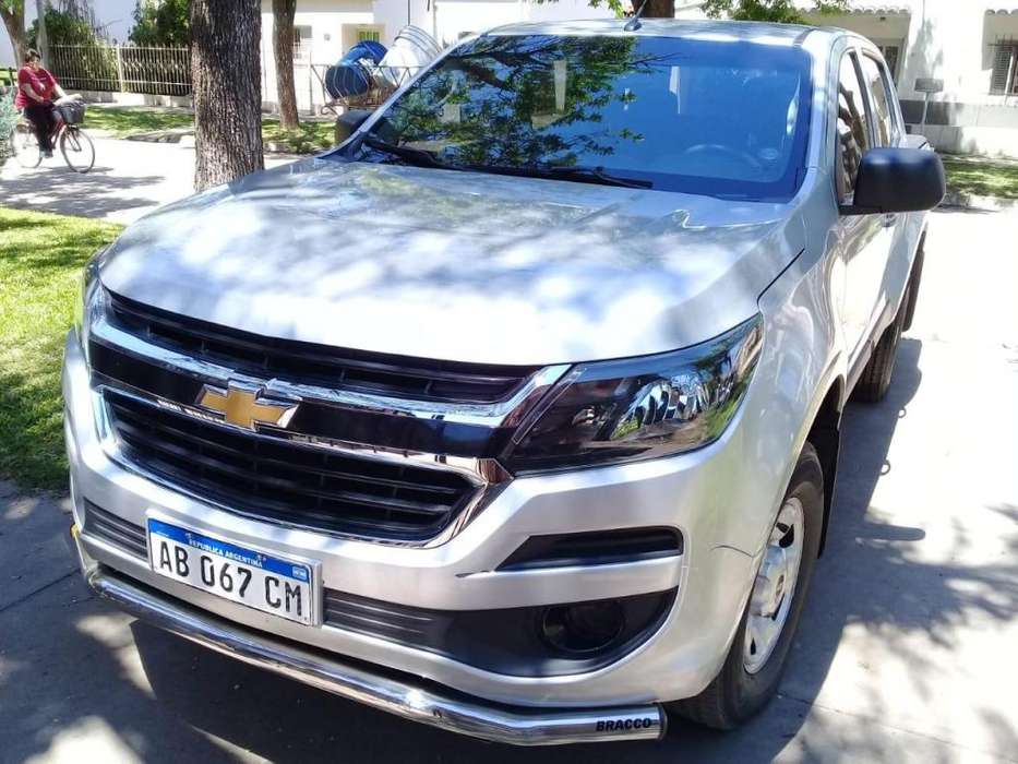 <strong>chevrolet</strong> S-10 2017 - 76000 km