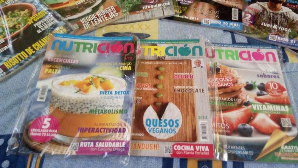Revistas Vitalidad Y Nutricion