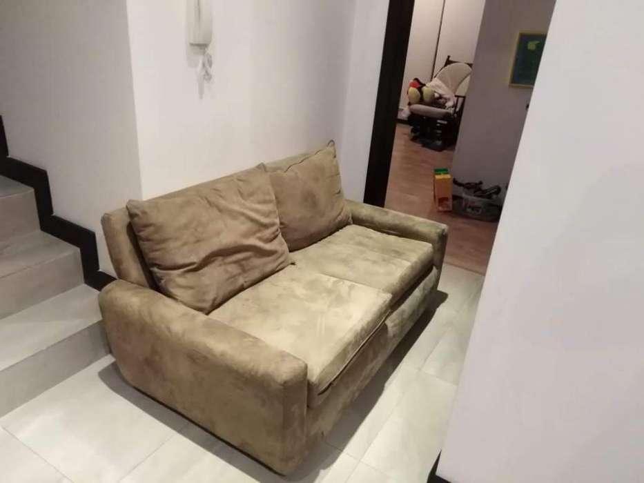 vendo sofá de dos puesto