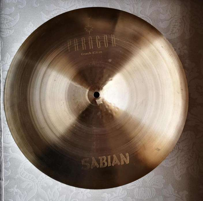 Platillo Crash 16 Sabian Paragon