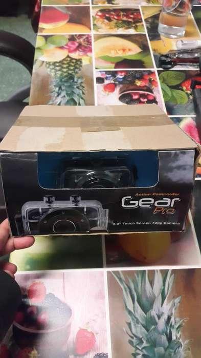 Video Cámara Gear Pro importada EEUU