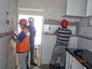 Si Hay empleo trabajo Oficial Maestro Obra Blanca Electricista Pintor Enchapador Drywall Estuco Pisos Carpintero Plomero