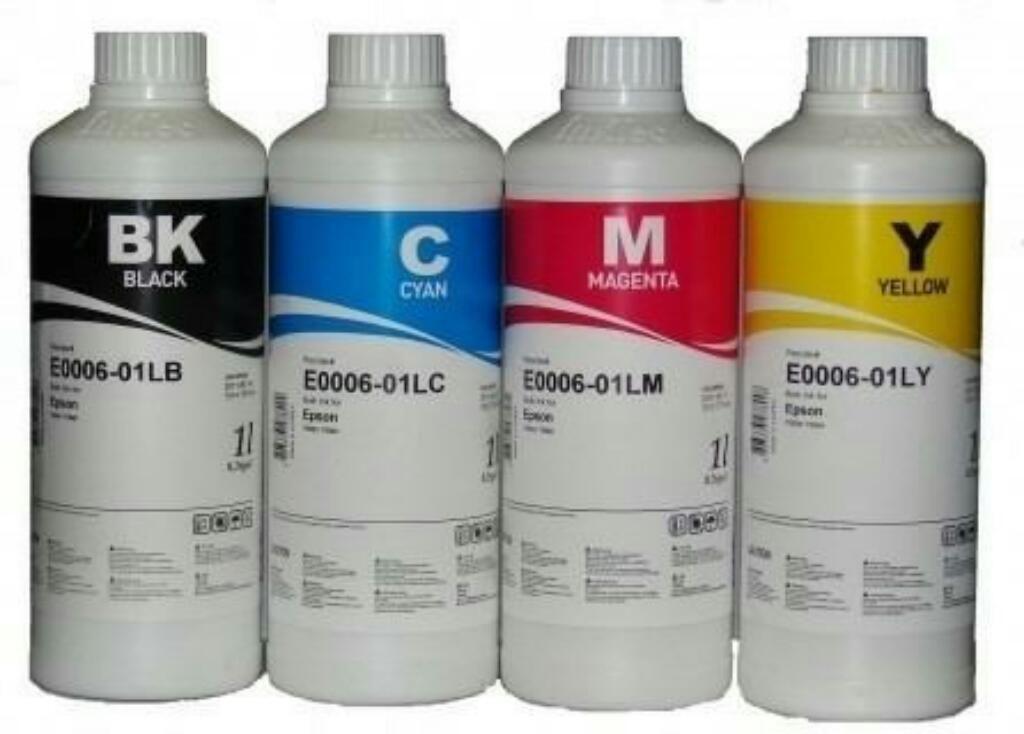 Tinta para Inpresoras Hp. Litro