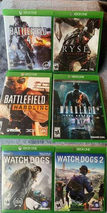Juegos Fisico Para Ps4 y Xbox One - Nuevos Con Garantia