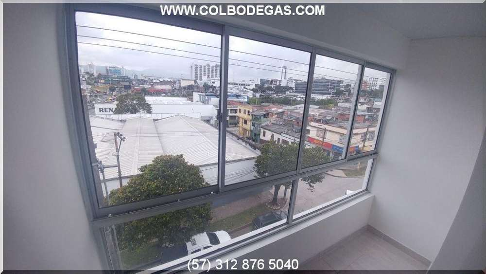 Rento Apartamento APT-023 de 110 mts2 Central Pereira