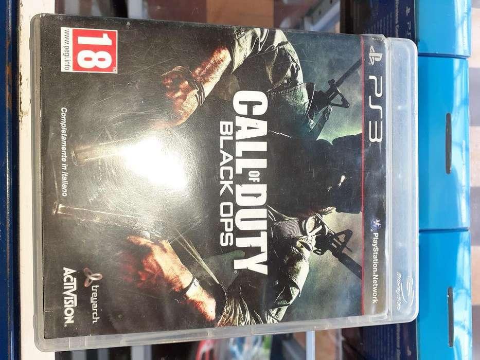 Call Of Duty Black Ops para Consola Ps3