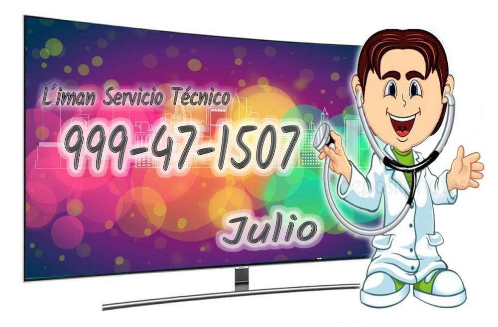 REPARO TELEVISORES MODERNOS