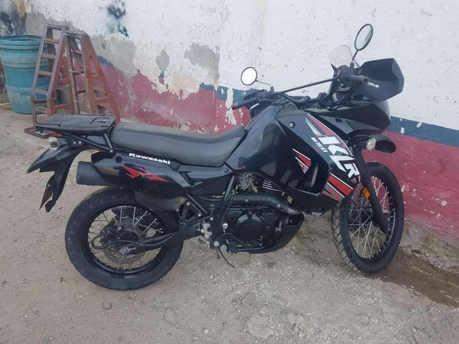 Vendo Klr 650