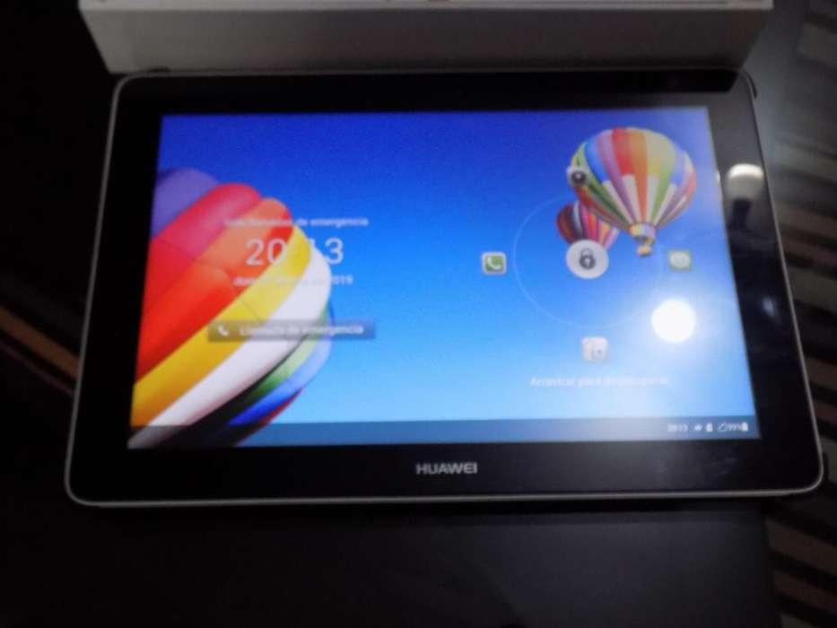 Vendo Cambio Permuto Tablet Huawei Mediapad 10,1