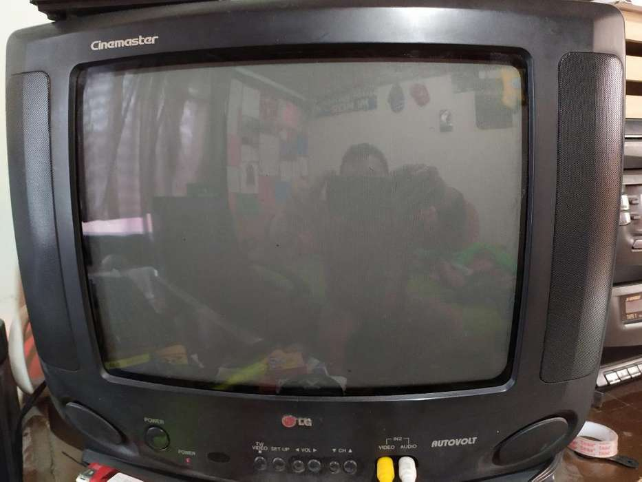 Vendo <strong>televisor</strong> Lg 14 Pulgadas