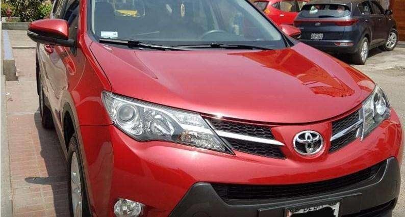Toyota RAV4 2014 - 56000 km