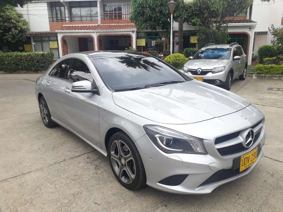 <strong>mercedes</strong>-Benz Clase CLA 2015 - 60000 km
