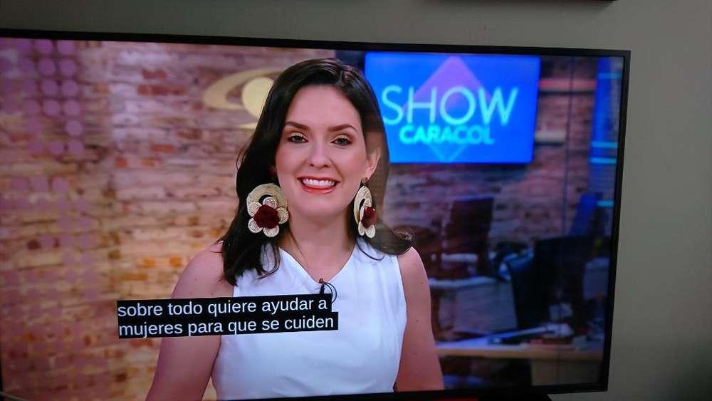 Tv Samsung 4k Hermoso