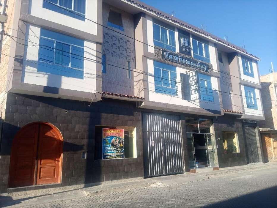 Ocacion Hotel en Baños Del Inca