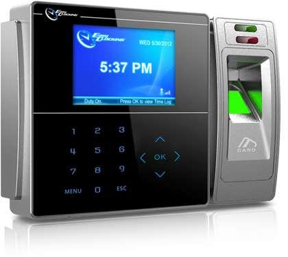Lectores Biométricos y Controles de Entradas y Salidas Software