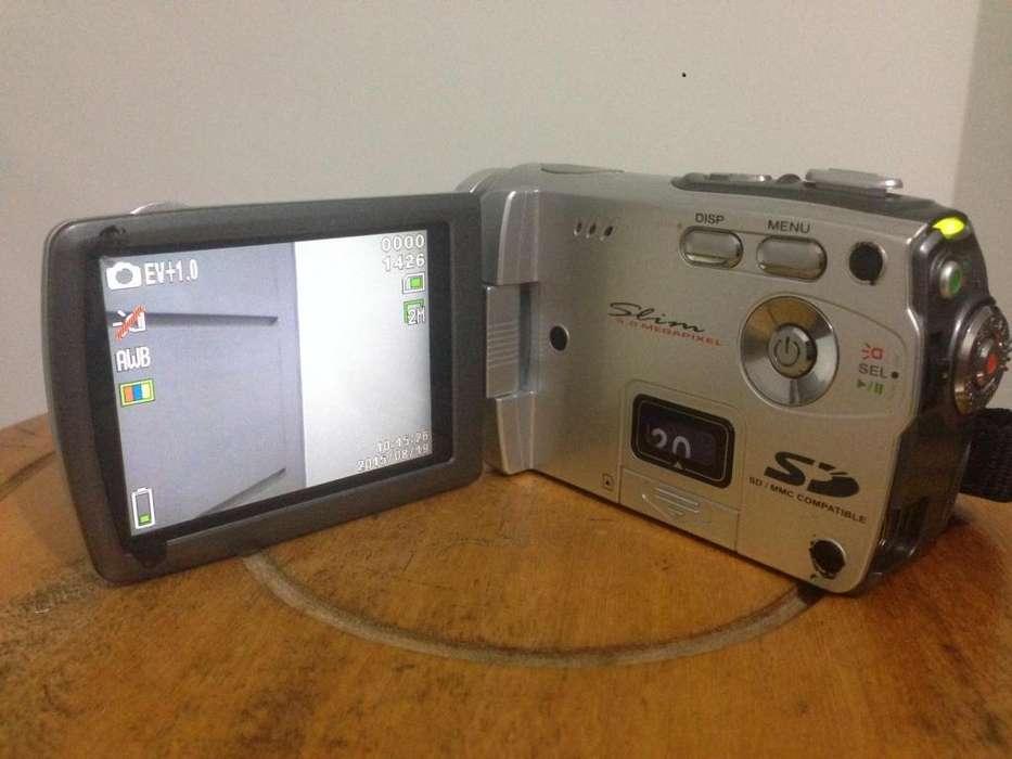 Video Camara <strong>digital</strong> Mxjvc Modelo Mx592 Slim