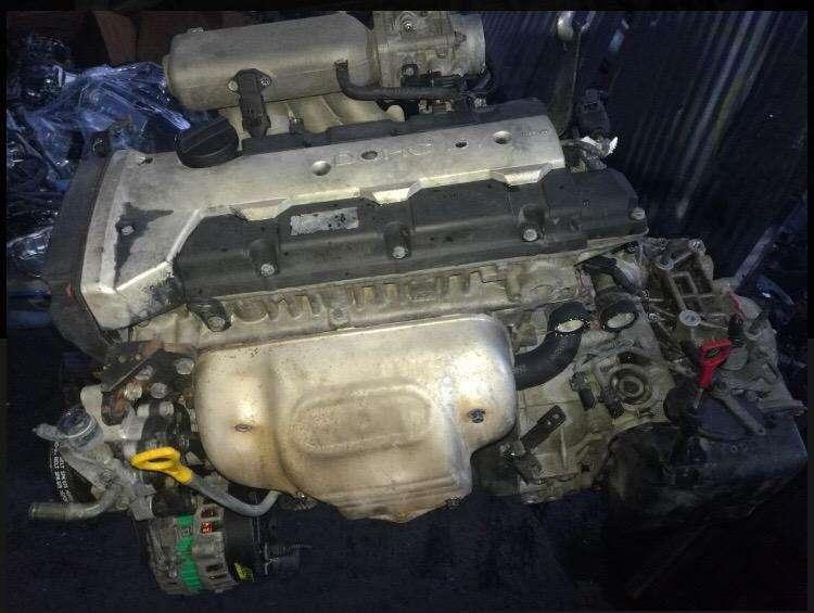 Motor Hyundai Sonata con Papeles