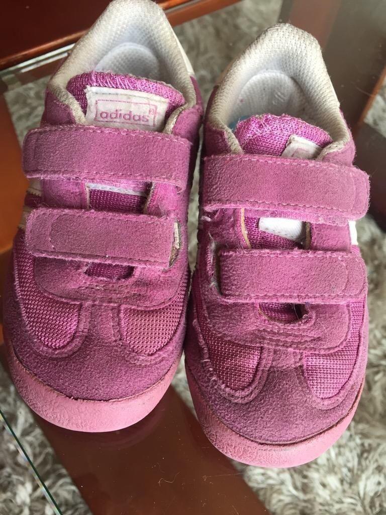 zapatillas adidas niña del 23