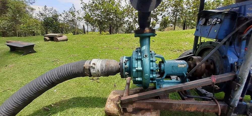 Bomba Agua Ihm 6' 4' Diesel 110hp