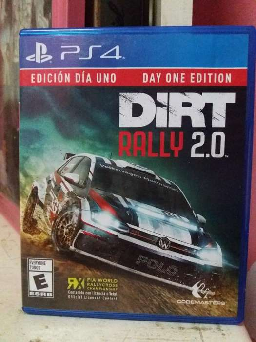 Dirty Rally 2.0 Ps4