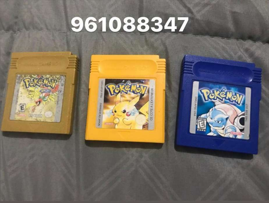Game boy gameboy pokemon gbc