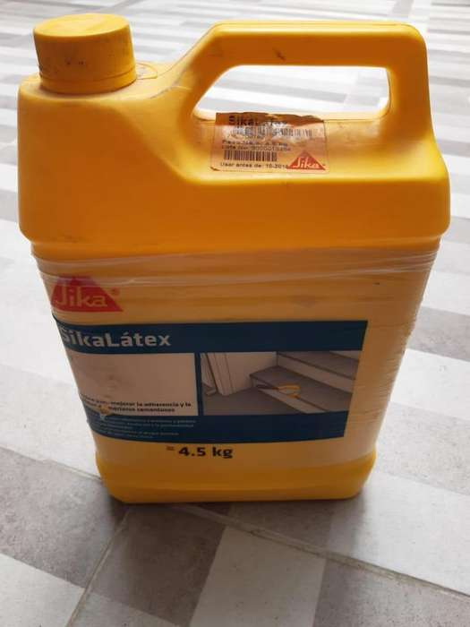 VENDO ULTIMO SIKALATEX X 4,5 KG.