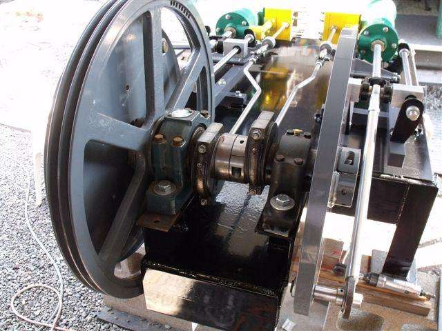 '' Generador con Motores de Vapor unidad integrada desde '' 5k hasta 100KW,