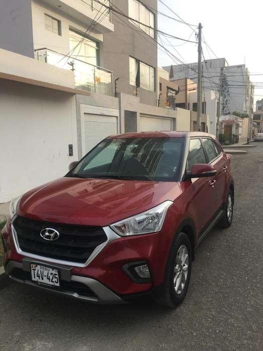 Hyundai Creta 2018 - 17000 km