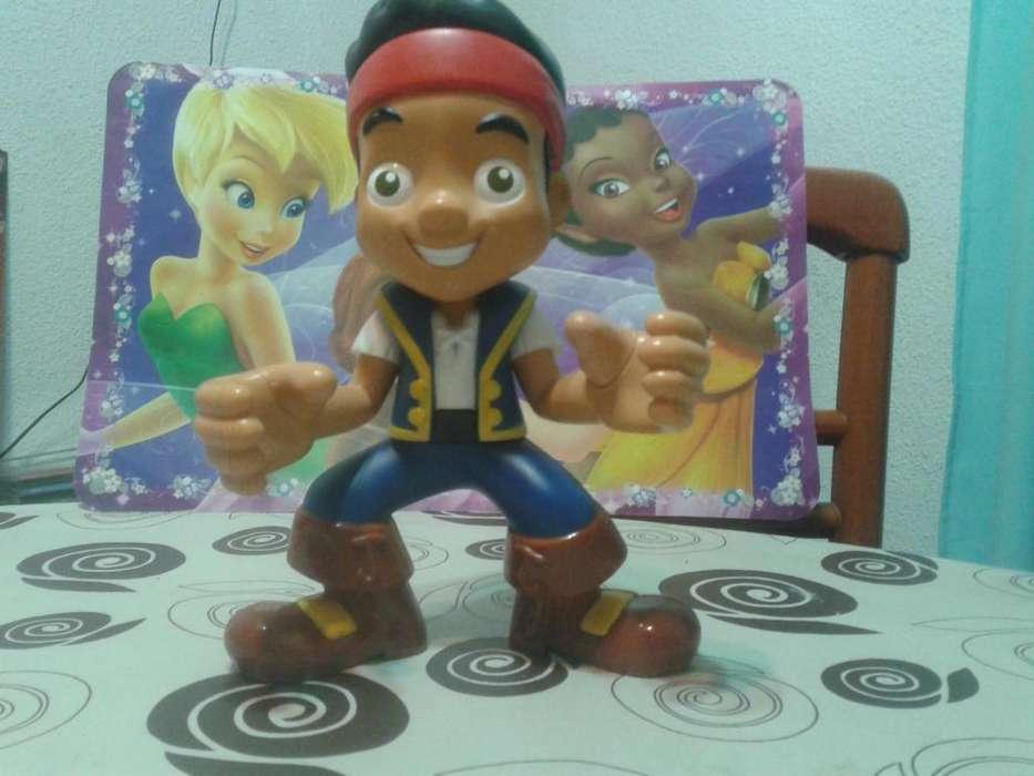 muñeco jake y los piratas