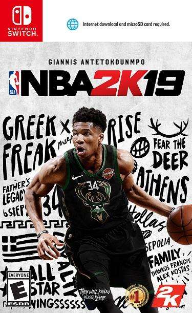VENDO Juego NBA 2K19 Nintendo Switch