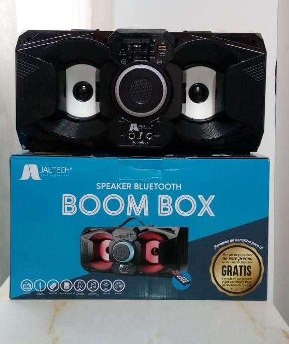 SPEAKER BLUETOOTH BOOM BOX JALTECH