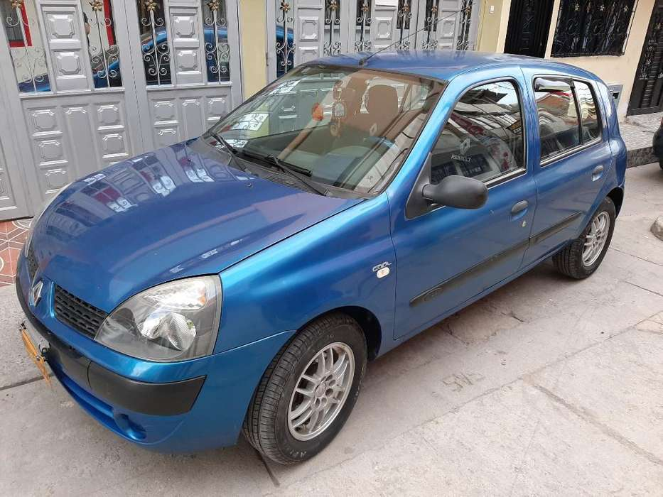 <strong>renault</strong> Clio  2007 - 115000 km