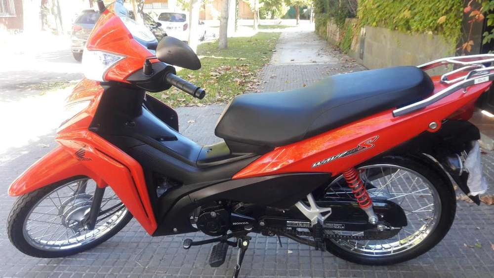HONDA WAVE 2017 IMPECABLE 41000