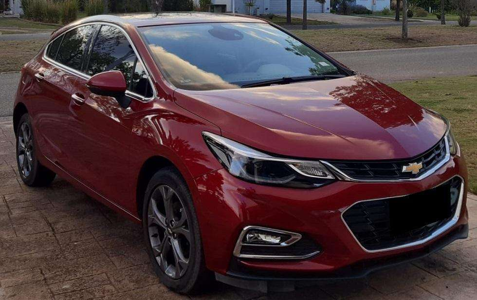 Chevrolet Cruze 5 2017 - 41000 km