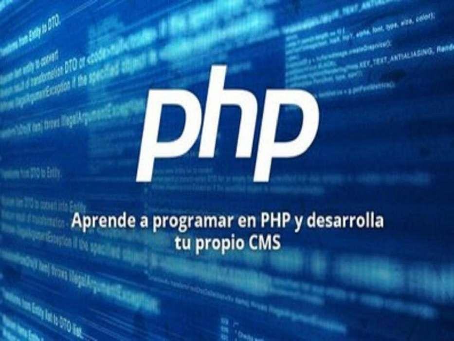 Curso de Programación PHP Video Descaga por 50 Mil