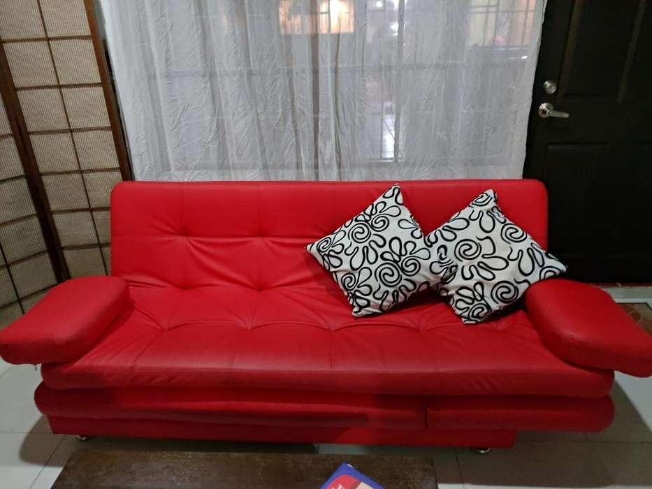 Vendo Sofa Cama Tres Puestos