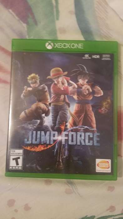 Xbox One Juego Jump Force