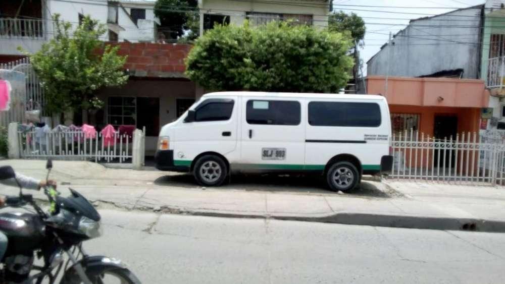 Servicio de Van, 14 Puesto.