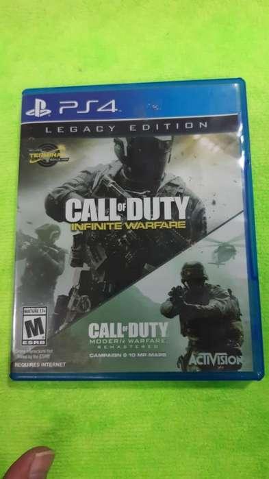 Call Of Duty Infinite Warfare Play 4