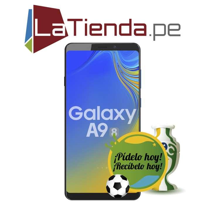 Samsung Galaxy A9 2018 Cámara frontal de 24 MP