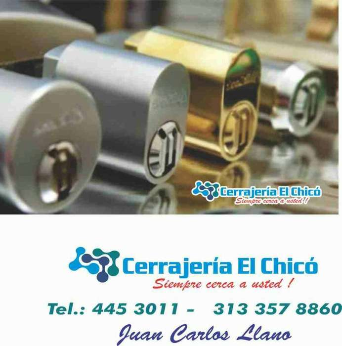 Cerrajeria El Chico