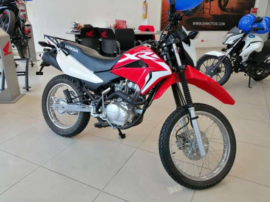 <strong>honda</strong> XR 150 2020 CON INICIAL DESDE 100.000