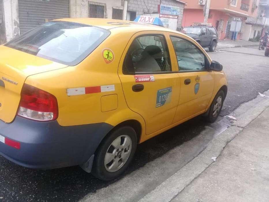 Busco chófer para TAXI amarillo en Gye