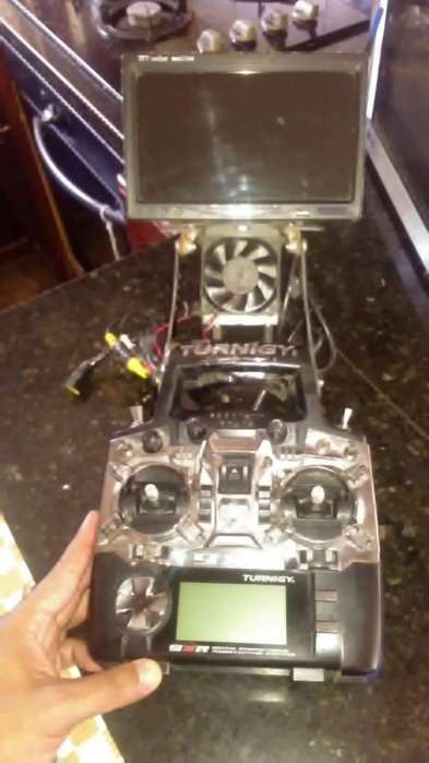 RADIO CONTROL TURNIGY 9XR COMPLETO WASAP 318 4227434