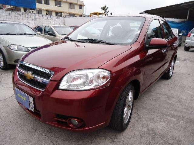 Chevrolet Aveo 2016 - 48000 km