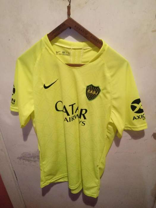 Camiseta de Boca 2019