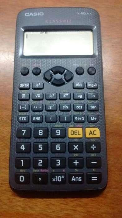 <strong>calculadora</strong> Científica Casio Fx82 La X Classwiz.