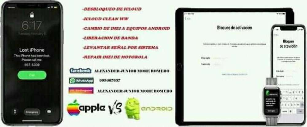 Deesbloqueo de Iphones