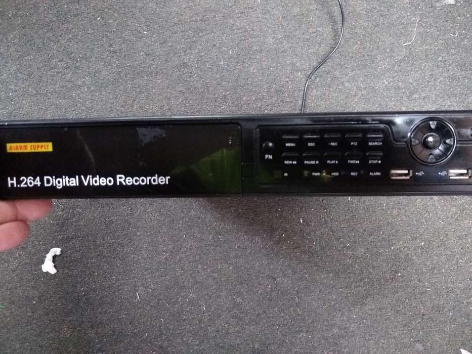Dvr 16 Canales Hd .analogo