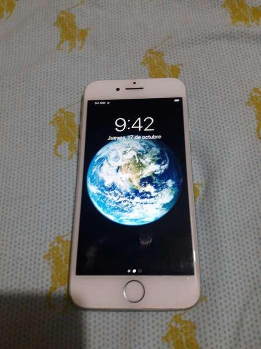 iPhone 7 con Detalle de Actualizacion